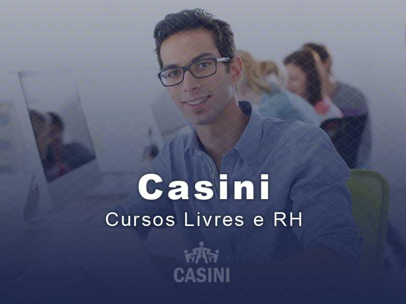 CASINI CURSOS LIVRES E RH