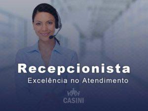 Curso De Recepcionista Hospitalar/ Recepcionista Atendente