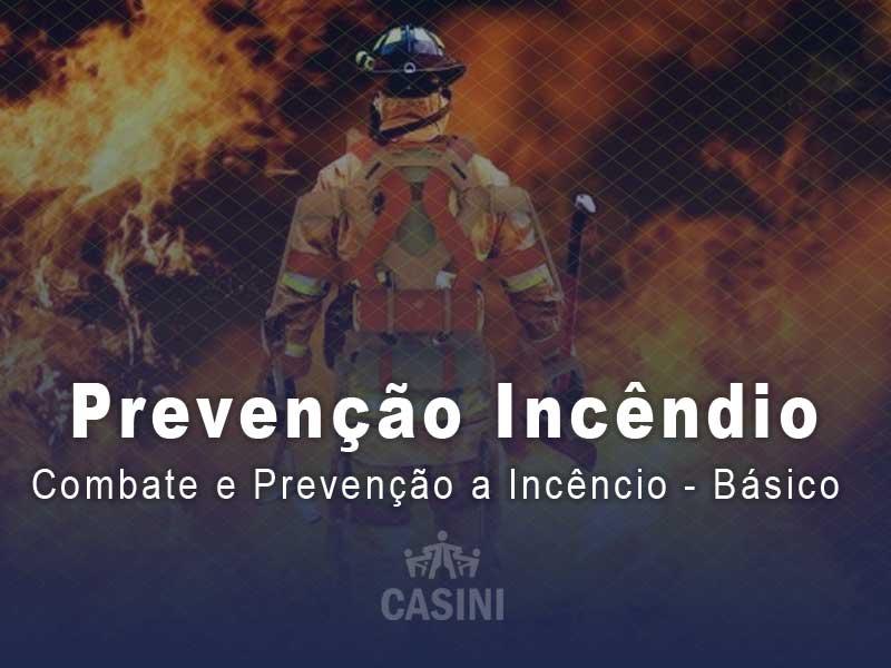 Prevencao Incendio
