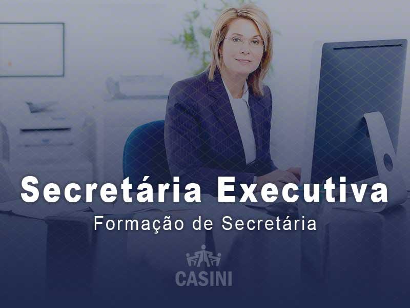 Formação De Secretária