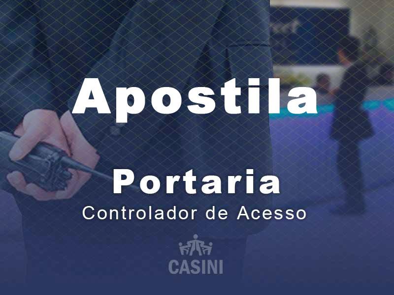 Apostila Porteiro